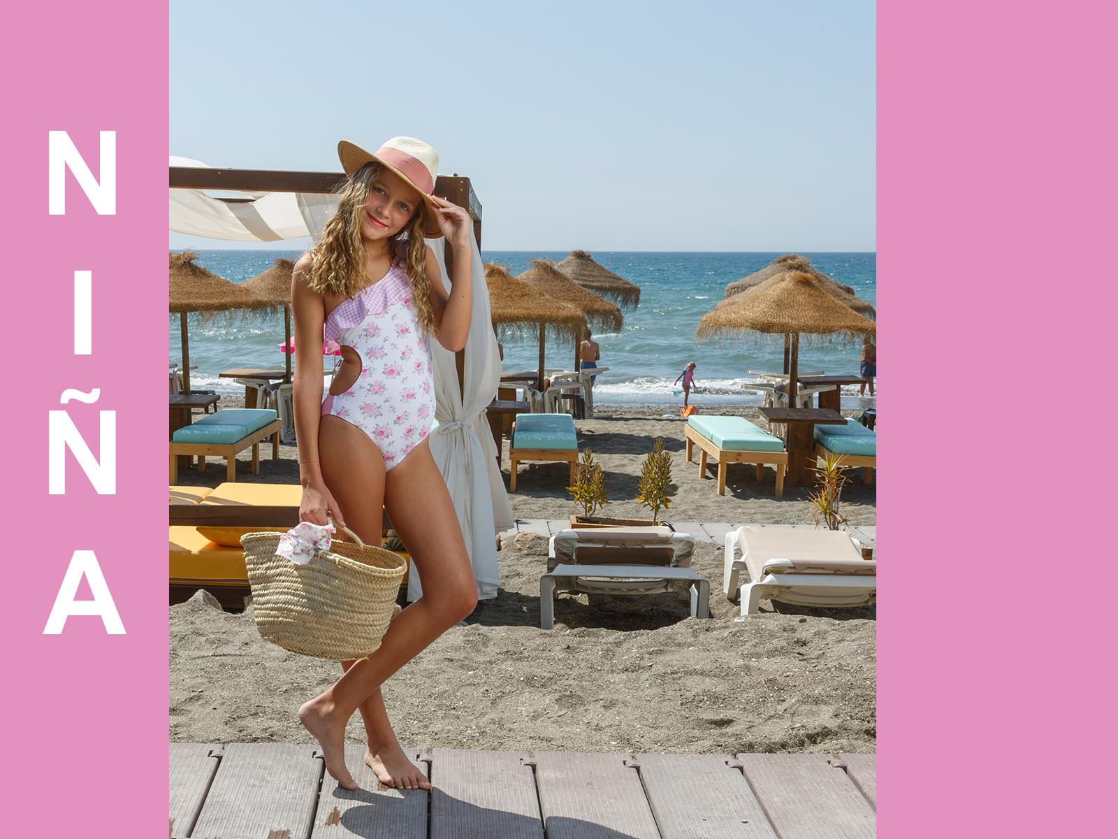 Nina Belen Zotano Swimwear